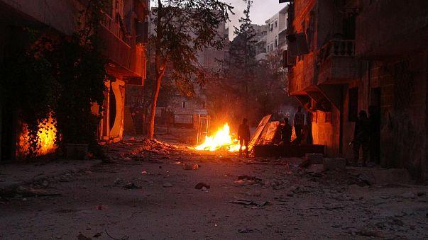 خبراء يدرسون خططا لإنشاء محكمة لجرائم الحرب خاصة بسوريا