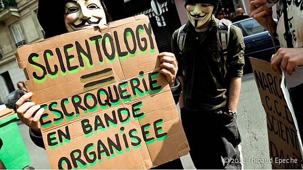 """La scientologie condamnée définitivement pour """"escroquerie"""" en France"""