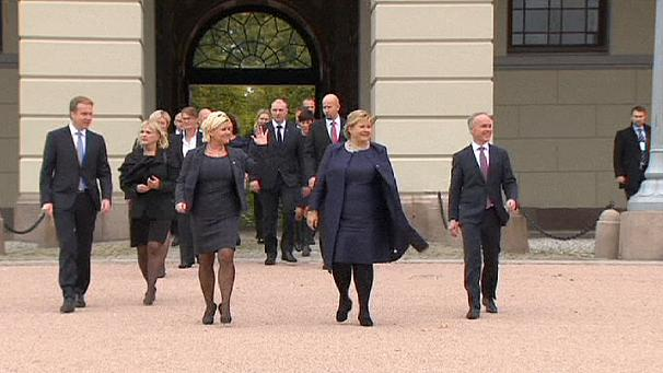 Norway's anti-immigration Popular Party has 7 ministers in new government