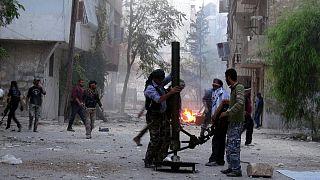 تزايد الاخطار يبعد الصحافيين عن تغطية النزاع السوري