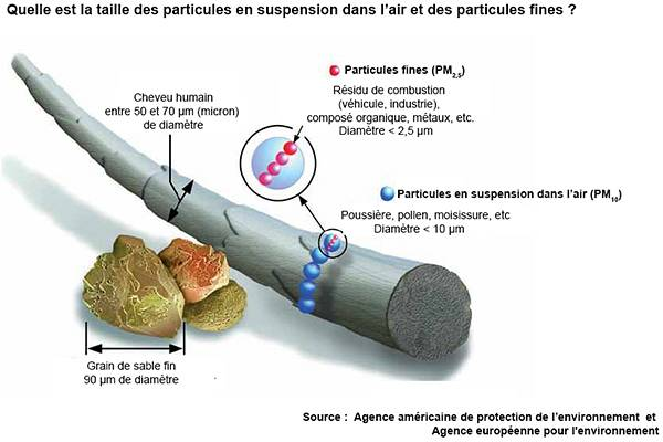 rapports particules fines