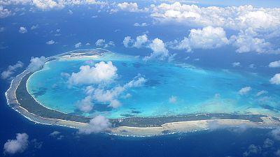 Habitante de Kiribati pede refúgio climático na Nova Zelândia