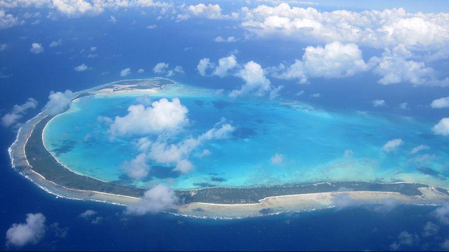 Új- Zéland nem kér a süllyedő szomszédos szigetekről menekülőkből