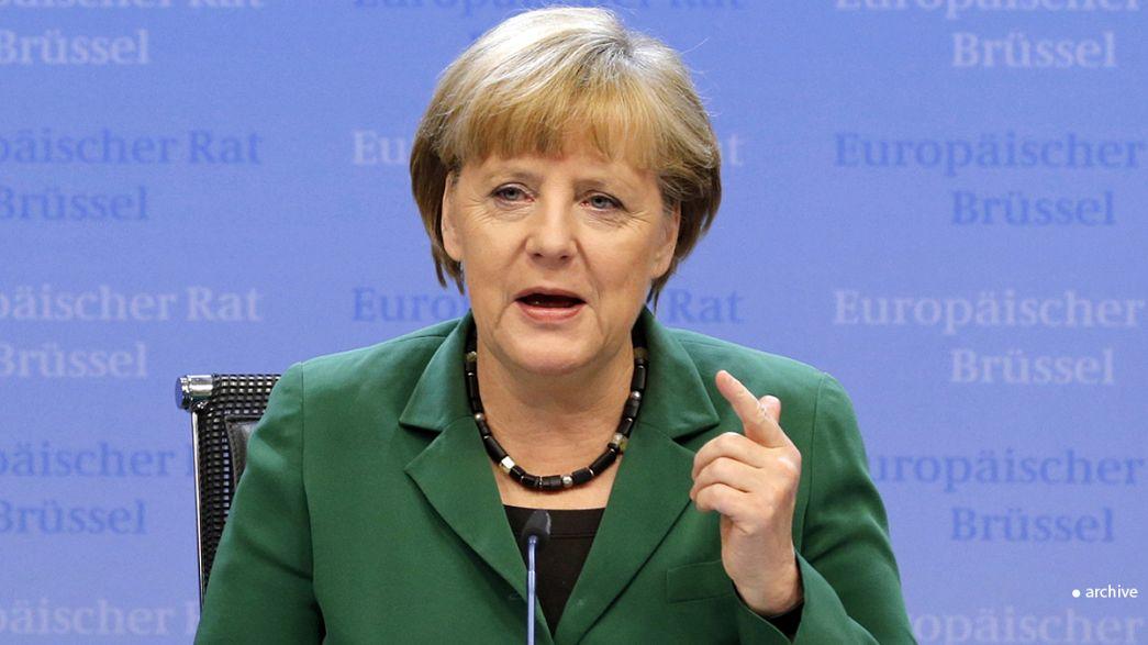 Los socialdemócratas y los conservadores de Merkel negocian una gran coalición