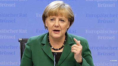 Germany's Social Democrats agree to start coalition talks with Angela Merkel's conservatives