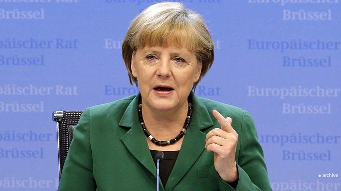 """Allemagne : la """"grande coalition"""" en approche"""