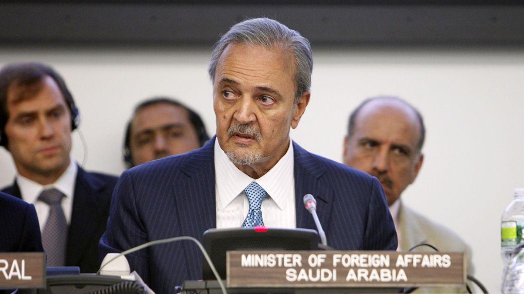 Arábia Saudita rejeita assento no Conselho de Segurança da ONU