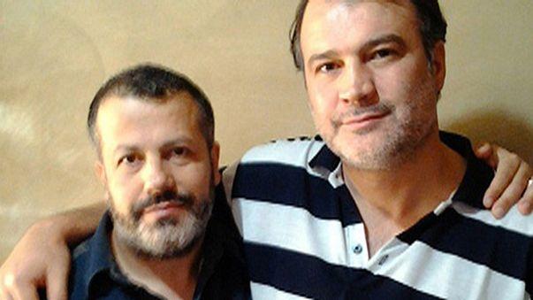 Kaçırılan iki Türk pilot İstanbul'da