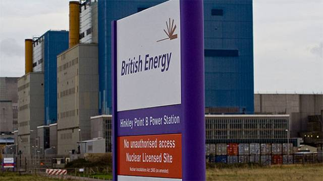 UK signs deal with EDF Energy for first new nuclear station in a generation