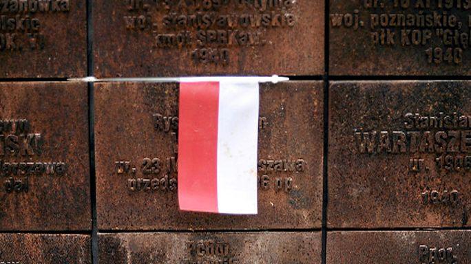 Katyn : la décision de la CEDH déçoit les familles des victimes du massacre