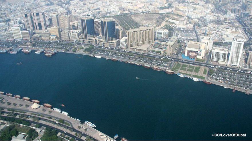 """La """"Dubai Creek"""" en lice pour devenir patrimoine mondial de l'UNESCO"""