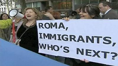 Deep divisions over Europe's Roma