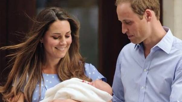 Britain gearing up for royal baptism of king-in-waiting Prince George