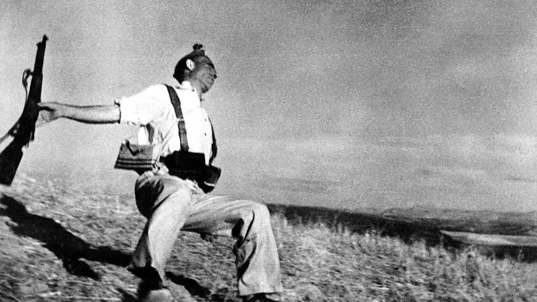 Os 100 anos de Robert Capa