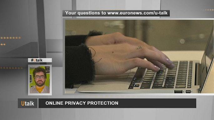 Online magánéletünk védelme