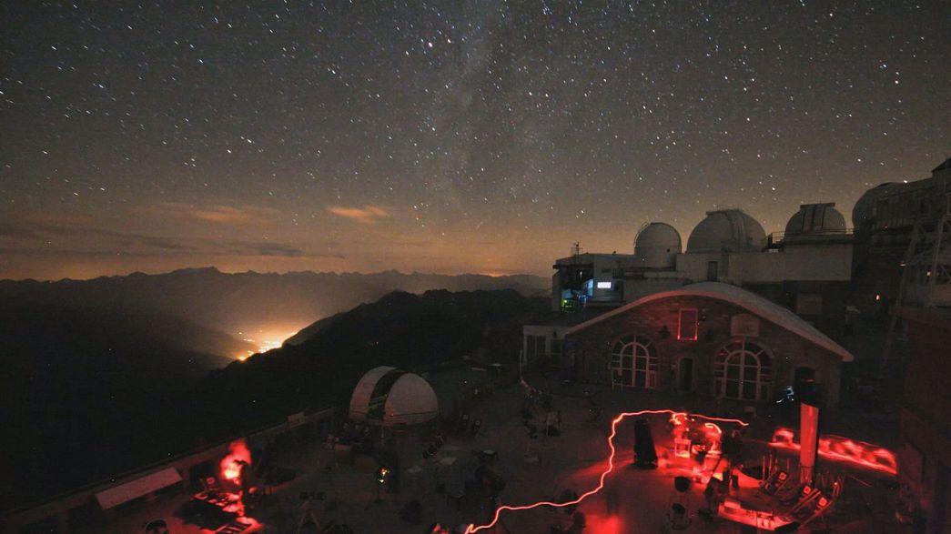 Mapear a Via Láctea