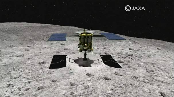 Japan's next generation asteroid explorer to deliver subsoil fragments