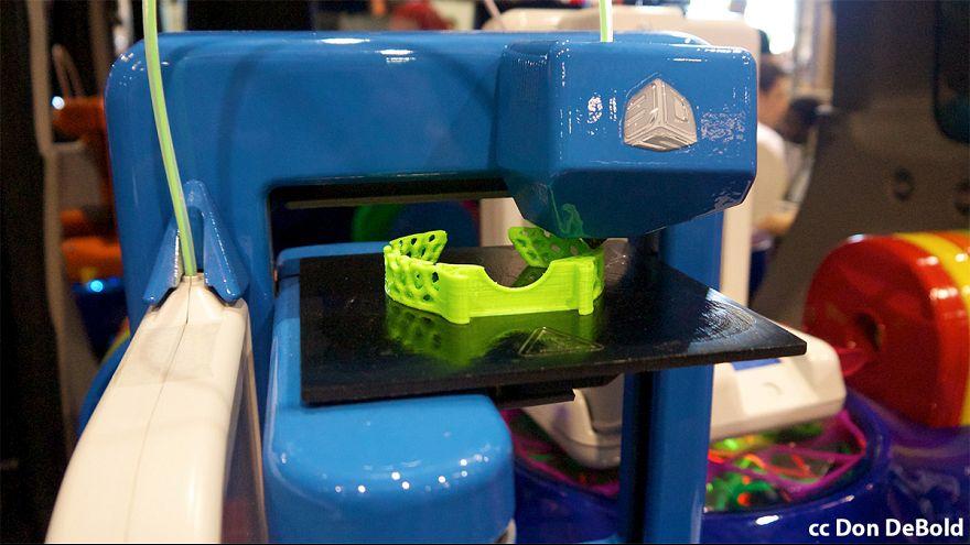 Imprimantes 3D : elles arrivent chez nous