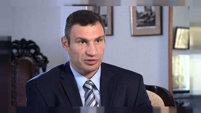 Boxing champion Vitali Klitschko to fight for Ukrainian presidency in 2015