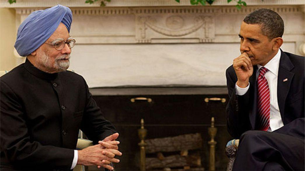 Manmohan Singh déconnecté des problèmes d'espionnage