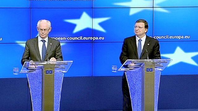 Cimeira Europeia dominada pela imigração e espionagem