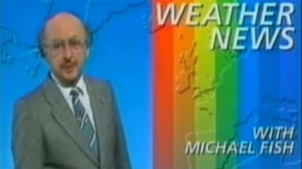 UK forecaster who dismissed 1987 storm is victim of latest winds