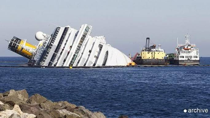 Dancer tells court she was lover of Costa Concordia captain Francesco Schettino