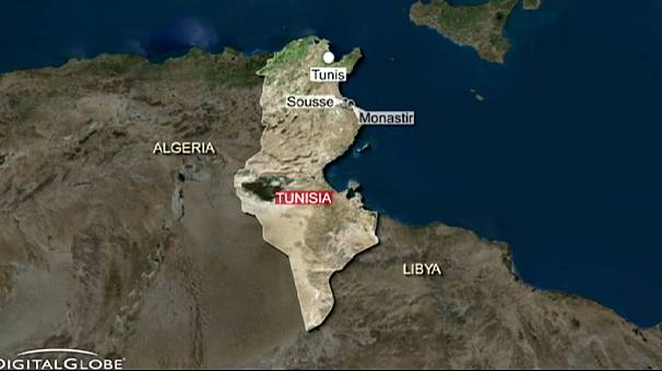 Suicide bomber strikes near hotel in Sousse, Tunisia