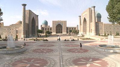 Uzbekistan's second largest city Samarkand - a Silk Road treasure