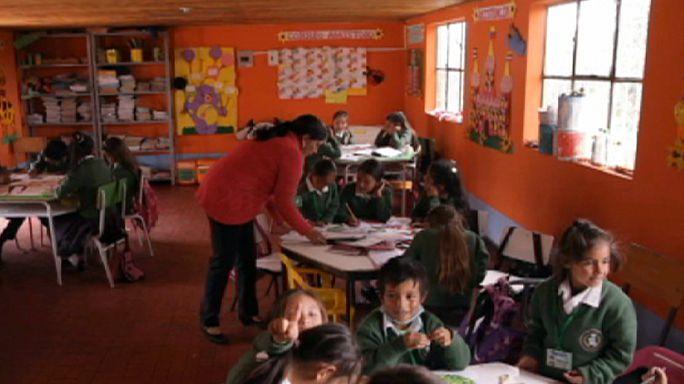 Vicky Colbert kolumbiai szociológus kapta az oktatási innovációs díjat
