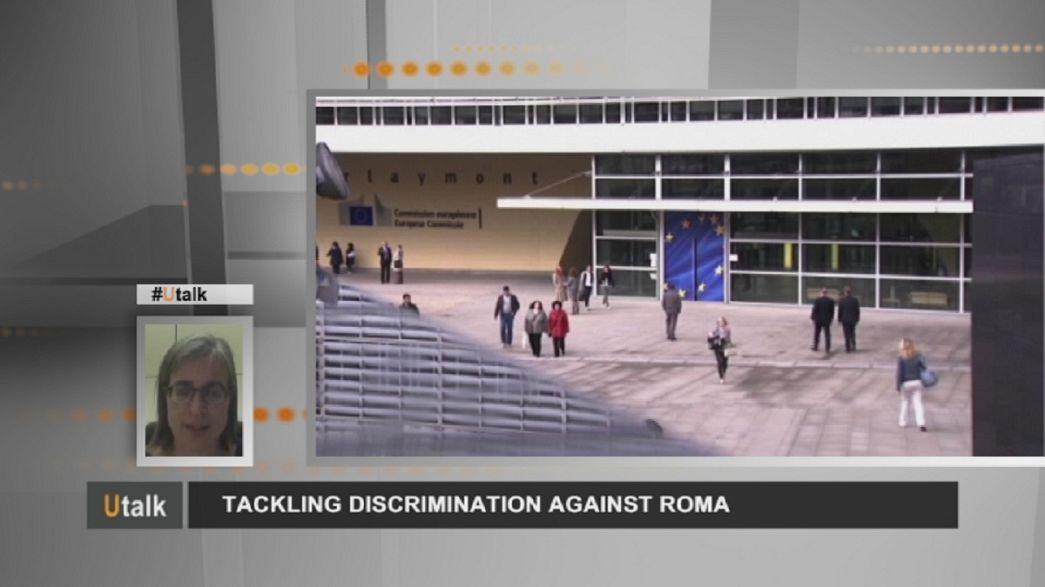 Diskriminierung von Roma: Kritik an EU-Kommission