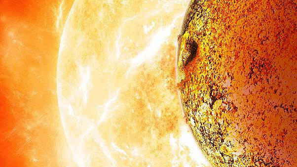 Καυτός σαν την...κόλαση ο «δίδυμος» εξωπλανήτης της Γης
