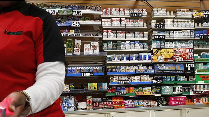 Власти Нью-Йорка осложняют жизнь курильщиков