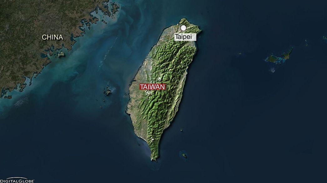 Taïwan secouée par un fort séisme