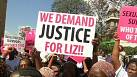 Nairobi protests as rapists of 16-year old girl ordered to cut grass as punishment