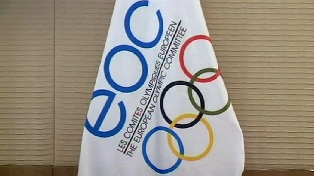 Baku prepara-se para entrar na história do desporto europeu