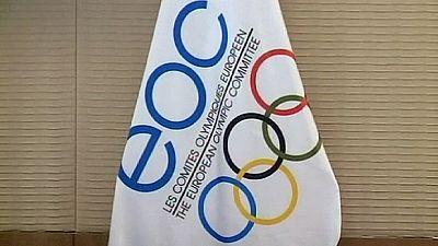 El sueño de los Juegos Europeos se hace realidad