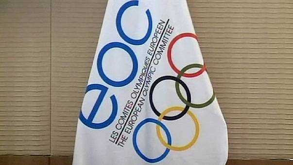 Baku az Európai Játékokra készül