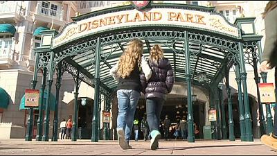 Disneyland Paris accident shuts popular ride