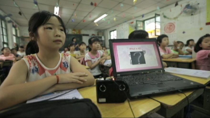 WISE 2013: mehr Technologie im Klassenraum