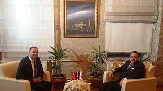 Egemen Bağış: Kıbrıs'ta yıl sonunda Ban Ki Moon Planı ortaya çıkabilir