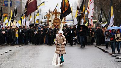 National Unity Day celebrated in Moscow