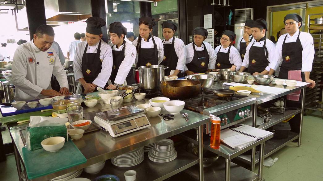 Culinary delights on the menu in the Philippines