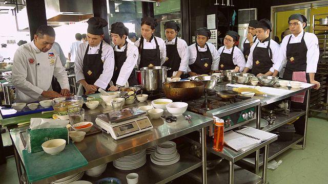 الفلبين : الطبخ فن و ذوق و إبداع