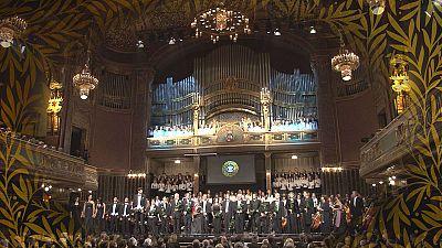 Vorhang auf für die Liszt-Akademie in Budapest