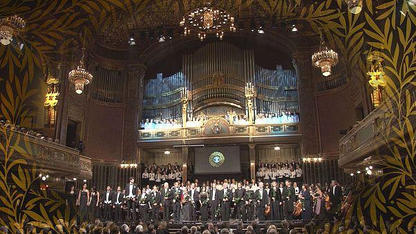 بازگشایی آکادمی موسیقی «لیست» در بوداپست