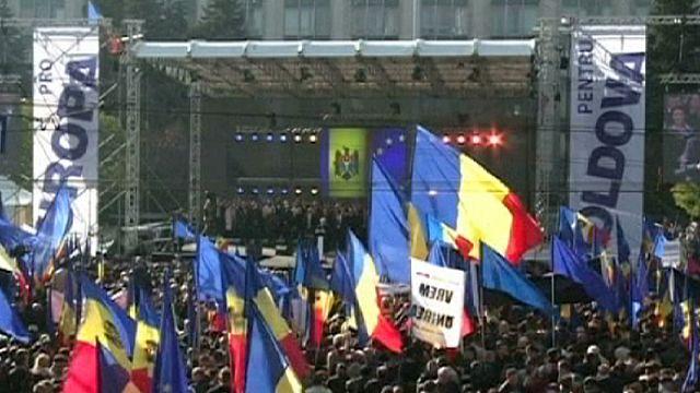 Moldova Európát választaná