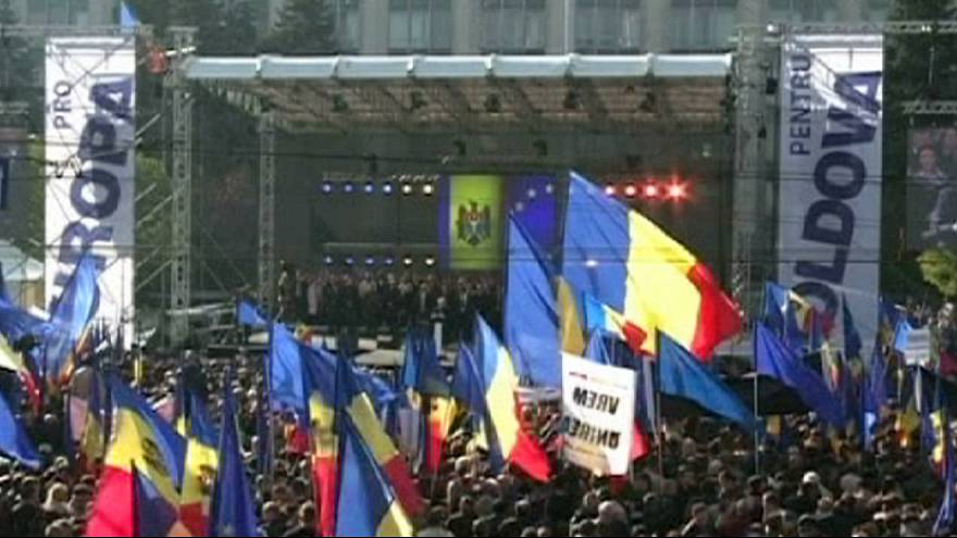 مولدوفا تؤيد اندماجها في الاتحاد الأوروبي