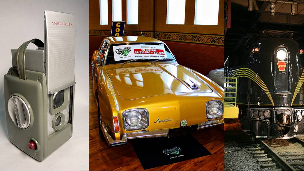 """Google celebrates Raymond Loewy, """"father of industrial design"""""""