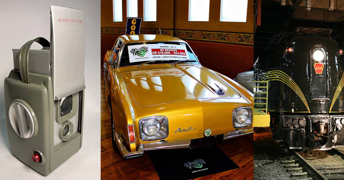 Google celebrates raymond loewy father of industrial for Industrial design news
